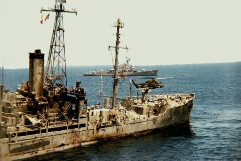 USS Liberty Attack
