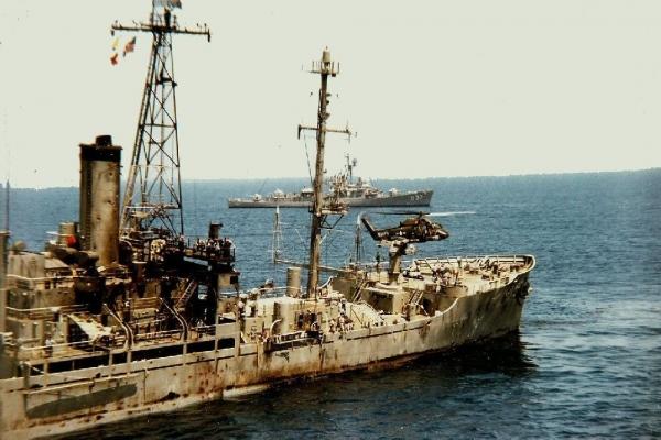 USS Liberty Attack