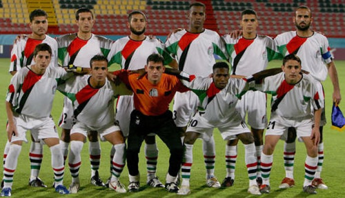 c25d5b240 Palestine national soccer team achieves highest-ever FIFA ranking ...