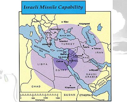 IsraeliMissileCapability