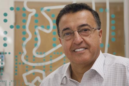 Morteza Gharib, Caltech vice provost
